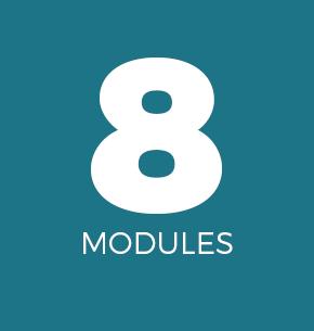 8-modules